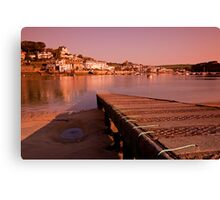 The Slip Way Canvas Print