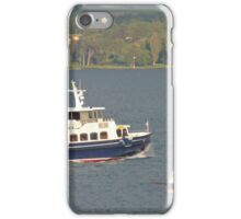 SILVER SAILS ... iPhone Case/Skin