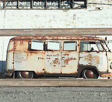 My rusty Bus by classicjasik