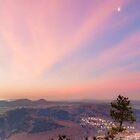 Fading Moon by Jonas Huehn