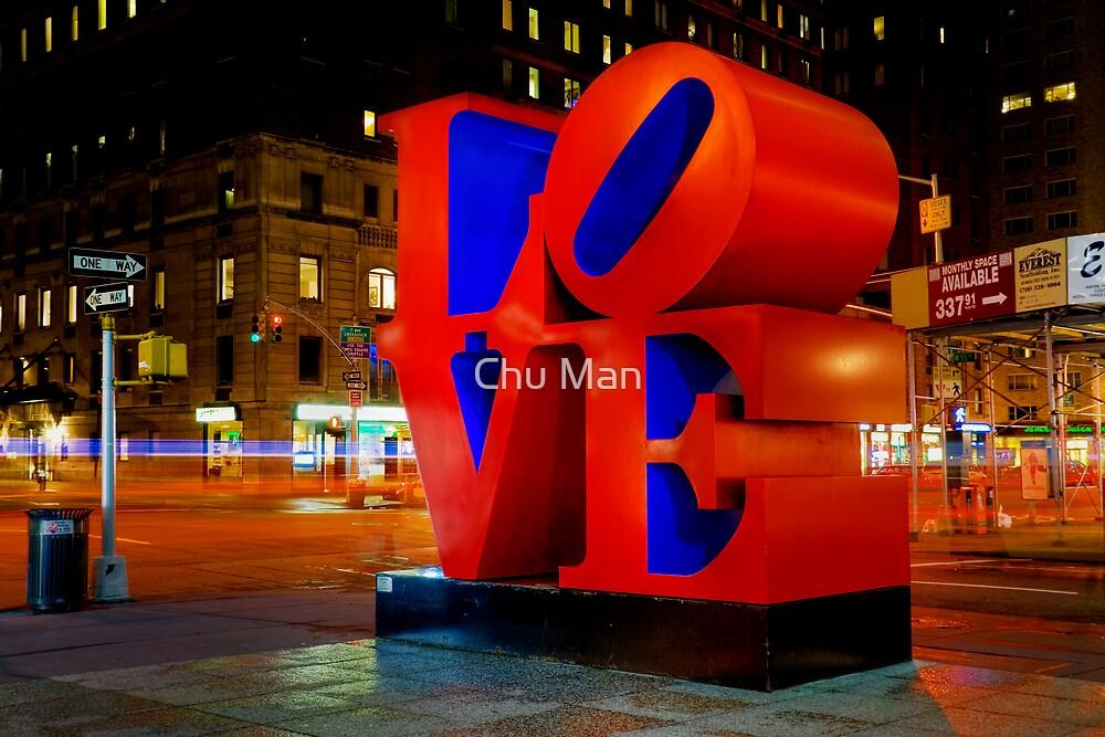 LOVE by Chu Man