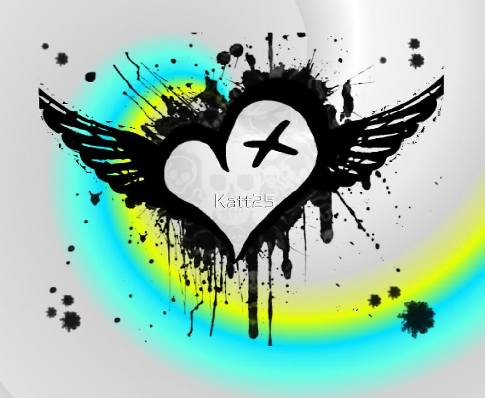 Cross My Heart. by Katt25