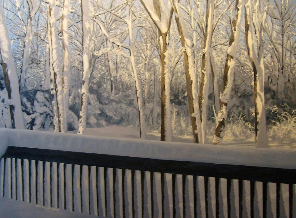 Carols Woods by Dan Budde