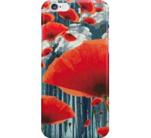 Poppy Love iPhone Case/Skin