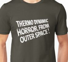 outer space horror Unisex T-Shirt