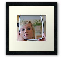 Jade 014 Framed Print
