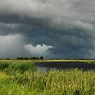 prairie weather - ii by Heath Dreger