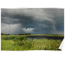 prairie weather - ii Poster