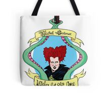 Witches Get Shit Done - Winnie Tote Bag