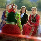 Traditional costumes by i l d i    l a z a r