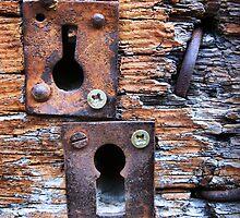 Ancient Door Locks by jean-louis bouzou
