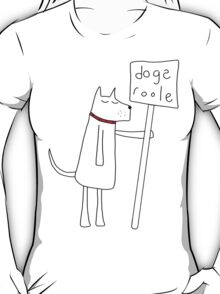 Dogs Roole T-Shirt