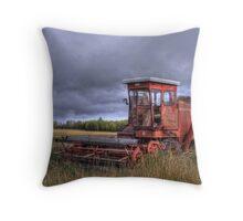 Fall Wheatfileds Throw Pillow