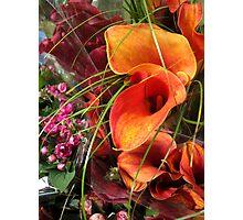 Flower Market Photographic Print