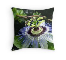 Don't Get Mad Throw Pillow