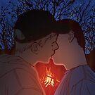 First Kiss by Paul Richmond