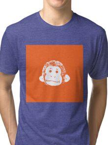 Truck Stop Bingo - Orange Tri-blend T-Shirt