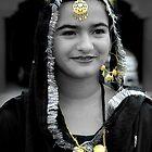 Traditional Jewelery of Punjabi Girl by RajeevKashyap