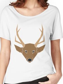 Deer Lighter Women's Relaxed Fit T-Shirt
