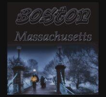 Winter in Boston Kids Clothes
