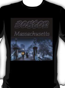 Winter in Boston T-Shirt
