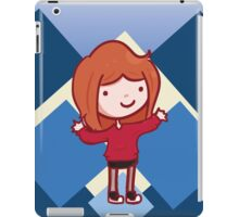 If she's patient iPad Case/Skin