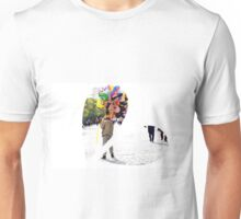 Let go and Float Away Unisex T-Shirt