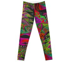 Turn on Your Holiday Love Light 2 - Design 2 Leggings
