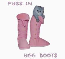 PUSS IN UGG BOOTS Kids Clothes