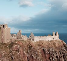 Dunnottar Castle by Matthew Colvin de Valle