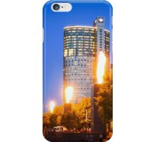 The Flames at Crown by the Yarra iPhone Case/Skin