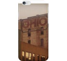 Ohio iPhone Case/Skin