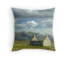 Moine House, Sutherland Throw Pillow