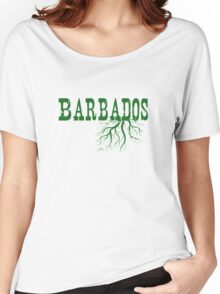 Barbados Roots Women's Relaxed Fit T-Shirt