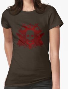 Rorstark Test Womens Fitted T-Shirt