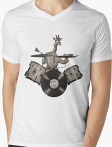 Anthropomorphic N°24 Mens V-Neck T-Shirt