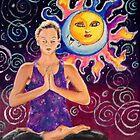 Namaste by Jennifer Ingram