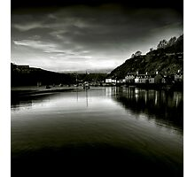 Fishguard Harbour Photographic Print