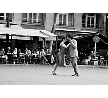 Last tango in Paris Photographic Print