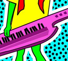 KeyTar  Sticker