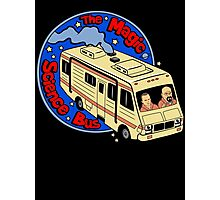 The Magic Science Bus Photographic Print