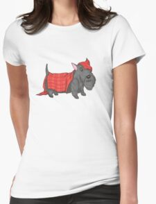Let's go sleep! Womens Fitted T-Shirt