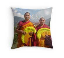 .05 Throw Pillow