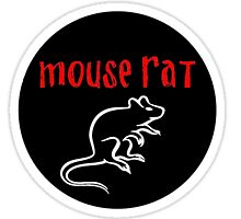 Mouse Rat by teaspoon900