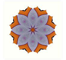 Coral Pincushion Art Print