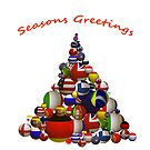 Seasons Greetings by CiaoBella