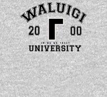 Waluigi University Hoodie