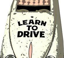 Learn To Drive by Edward Fielding