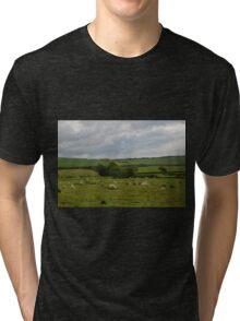 Rural England............... Tri-blend T-Shirt