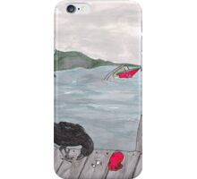 By the Teeth of Corvids iPhone Case/Skin